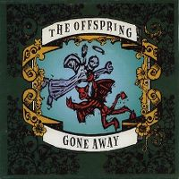 Cover The Offspring - Gone Away