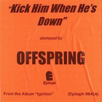 Cover The Offspring - Kick Him When He's Down