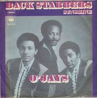 Cover The O'Jays - Back Stabbers