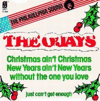 Cover The O'Jays - Christmas Ain't Christmas, New Years Ain't New Years Without The One You Love