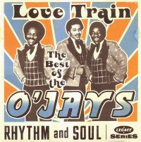 Cover The O'Jays - Love Train: The Best Of The O'Jays