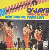 Cover The O'Jays - Now That We Found Love