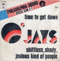 Cover The O'Jays - Time To Get Down