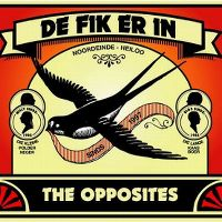 Cover The Opposites - De fik er in