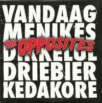 Cover The Opposites - Vandaag