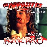 Cover The Opposites feat. Gers & Sef - Broodje bakpao