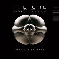 Cover The Orb feat. David Gilmour - Metallic Spheres