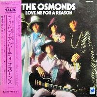 Cover The Osmonds - Love Me For A Reason