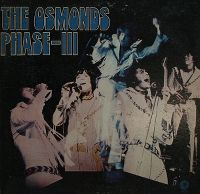 Cover The Osmonds - Phase III