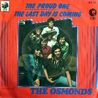 Cover The Osmonds - The Proud One