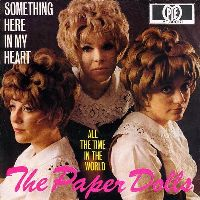 Cover The Paper Dolls - Something Here In My Heart