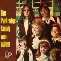 Cover The Partridge Family - I Think I Love You