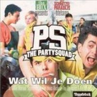 Cover The Partysquad - Wat wil je doen