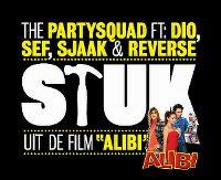 Cover The Partysquad feat. Dio, Sef, Sjaak & Reverse - Stuk