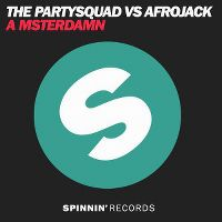 Cover The Partysquad vs Afrojack - A Msterdamn