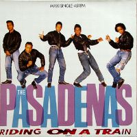 Cover The Pasadenas - Riding On A Train