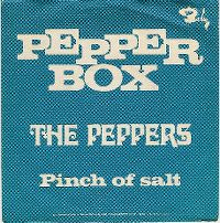 Cover The Peppers - Pepper Box