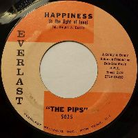 Cover The Pips - Happiness (Is The Light Of Love)
