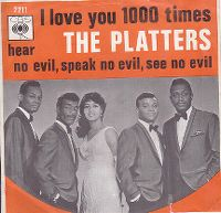 Cover The Platters - I Love You 1000 Times