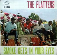 Cover The Platters - Smoke Gets In Your Eyes