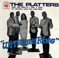 Cover The Platters - With This Ring
