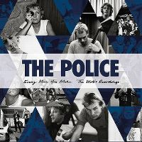 Cover The Police - Every Move You Make - The Studio Recordings
