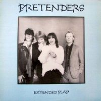 Cover The Pretenders - Extended Play
