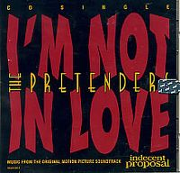 Cover The Pretenders - I'm Not In Love