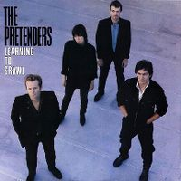 Cover The Pretenders - Learning To Crawl