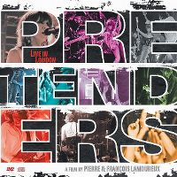 Cover The Pretenders - Live In London