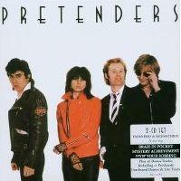 Cover The Pretenders - Pretenders