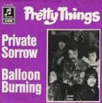 Cover The Pretty Things - Private Sorrow