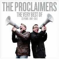 Cover The Proclaimers - The Very Best Of - 25 Years 1987-2012