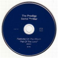 Cover The Prodigy - Serial Thrilla