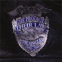 Cover The Prodigy - Their Law - The Singles 1990-2005
