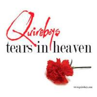 Cover The Quireboys - Tears In Heaven