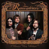 Cover The Raconteurs - Broken Boy Soldiers