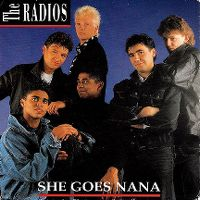 Cover The Radios - She Goes Nana
