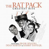 Cover The Rat Pack - Greatest Hits