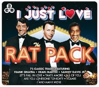 Cover The Rat Pack - I Just Love The Rat Pack