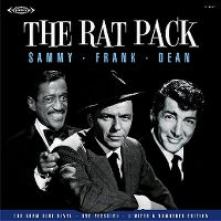 Cover The Rat Pack - Sammy - Frank - Dean