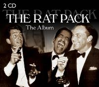 Cover The Rat Pack - The Album