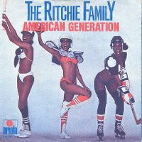 Cover The Ritchie Family - American Generation