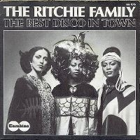 Cover The Ritchie Family - The Best Disco In Town