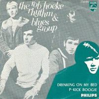 Cover The Rob Hoeke Rhythm And Blues Group - Drinking On My Bed