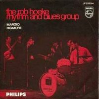 Cover The Rob Hoeke Rhythm And Blues Group - Margio