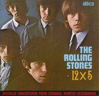Cover The Rolling Stones - 12x5