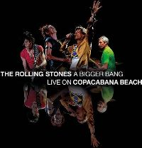 Cover The Rolling Stones - A Bigger Bang - Live On Copacabana Beach