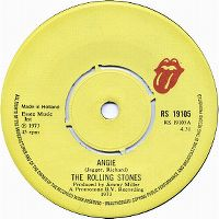 Cover The Rolling Stones - Angie