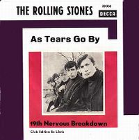Cover The Rolling Stones - As Tears Go By